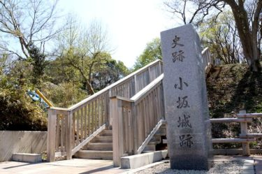 小坂城 関東の山城って面白い。 ~牛久沼周辺の城を巡る旅①~