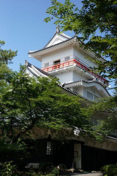 「たびねす」に秋田城と久保田城についてを掲載しました~。