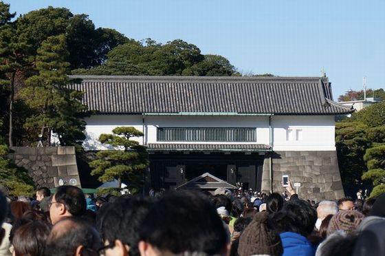 江戸城 坂下門