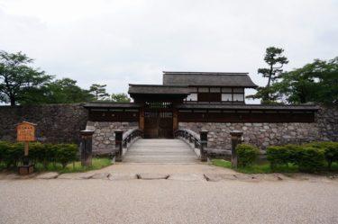 信州 飯山城と松代城。越後にホントに近いのね ~春日山城と周辺の城をめぐる旅(3)