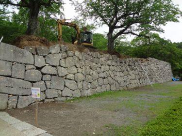箕輪門だけじゃない!二本松城 (2)三ノ丸~本丸へ 登って登って登ります