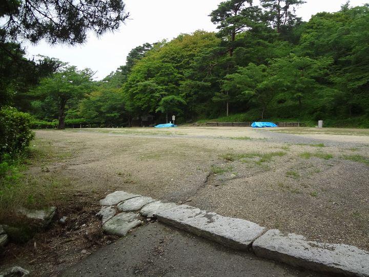 三ノ丸 上段
