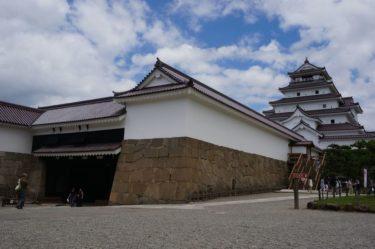 会津若松城への旅 vol.3 会津若松城 天守閣周辺をお散歩
