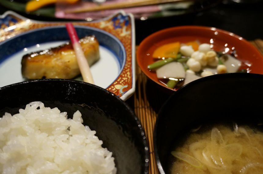 遊仙のお食事