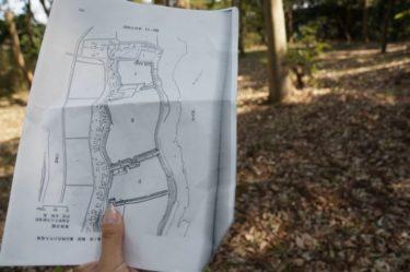 東林寺城  城内最大スケールの堀を探検する ~牛久沼周辺の城を巡る旅②