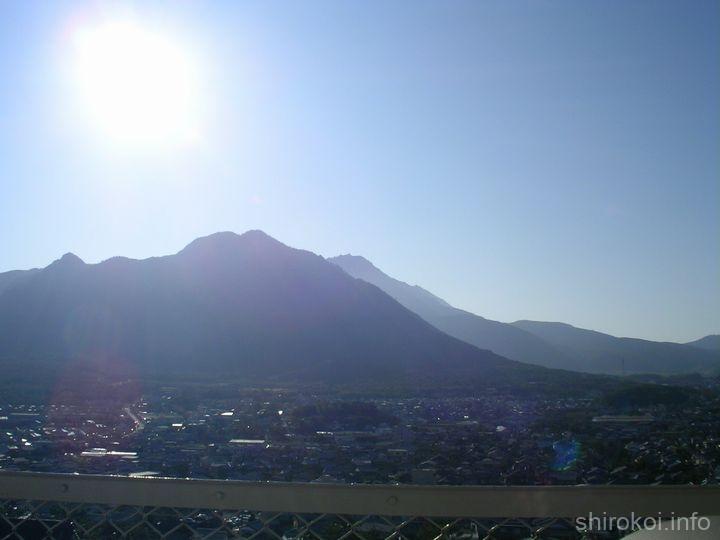 眉山と平成新山