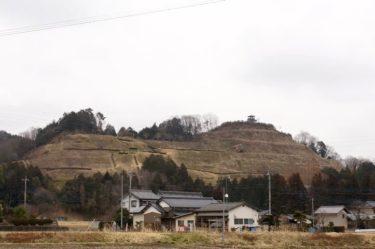 皆川城 巨大竪堀!なんて面白いんだ! ~法螺貝ぐーるぐるな城を歩く(1)