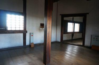 姫路城 天空の白鷺を攻める旅 (6)百間廊下はケタ違いの長さなのだ。