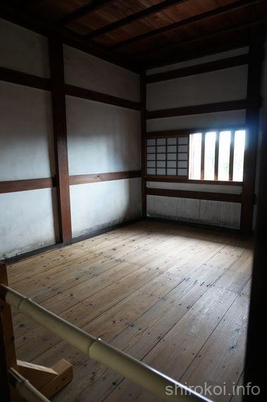 下女中(しもじょちゅう)の部屋