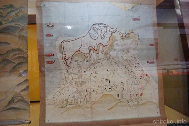 島原の乱「原城攻防図」