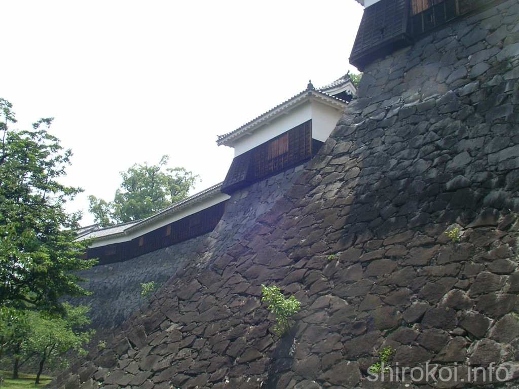 熊本城 東竹ノ丸 四間櫓