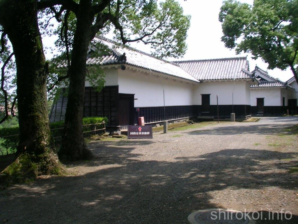 熊本城 国指定重要櫓群