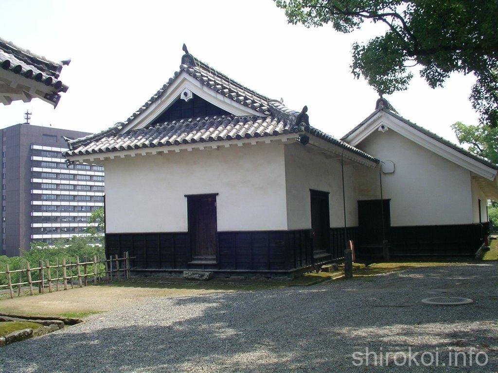 熊本城 源之進櫓
