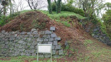 宇土城 本丸の石垣